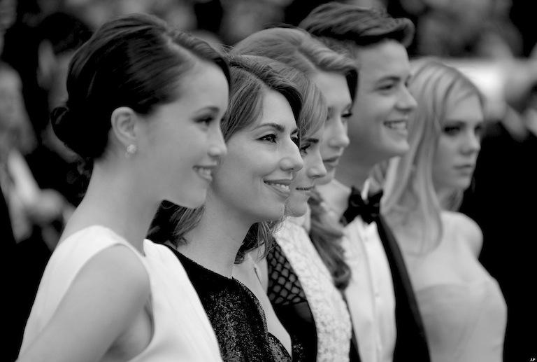 Katie Chang, Sofia Coppola, Emma Watson
