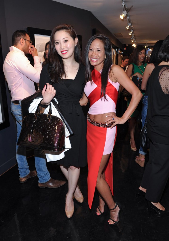 Tae Mee Park and Serena Cheng (George Pimentel Studio)