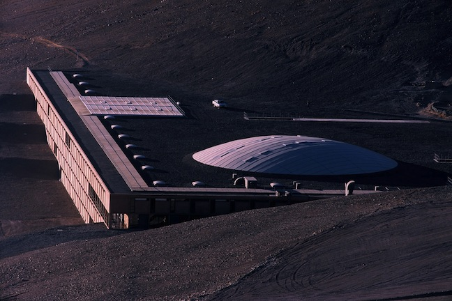 The Residencia at Cerro Paranal, Chile
