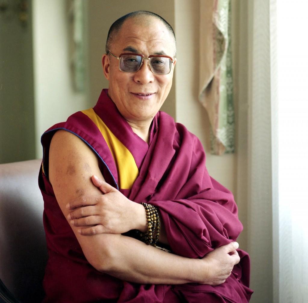Dalai Lama Photograph (3)