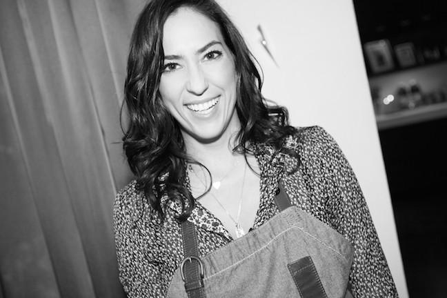 Kimberly Lallouz // Photo by Patricia Brochu