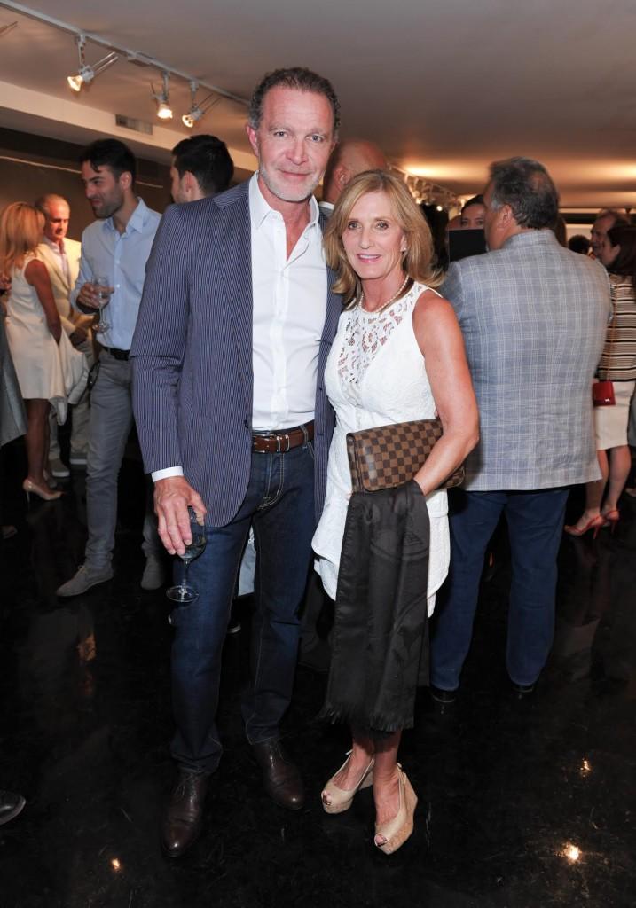 Mark and Roxanne McCewan (George Pimentel Studio)