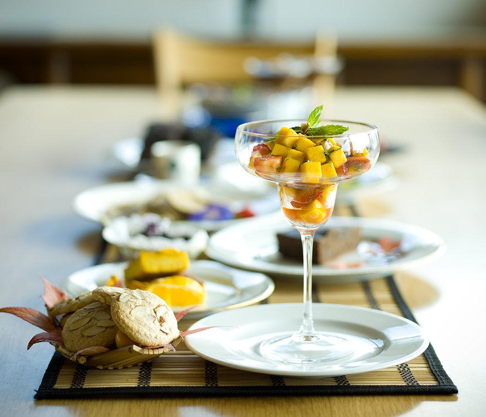 Split Apple retreat Luxury Accommodation New Zealand Gourmet Cuisine